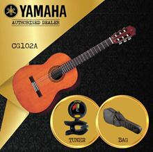 [Local Authorised Seller] Yamaha CGS102A Classical Guitar | 1/2 Half Size School Guitar