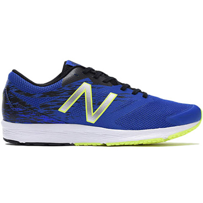 ニューバランス(newbalance)ランニングシューズFLASHブルーMFLSHLU1【メンズジョギングマラソン】