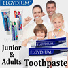 [ELGYDIUM] Toothpaste-Adults and Kids/Anti-Plaque/Whitening/Sensitive/Decay Protection/Bubble gum/Berries/Mint Berries