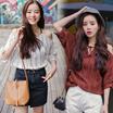 超人気 レディース トップス ブラウス  韓国ファッション 夏のブラウス/女性シャツ/半袖シャツ ボヘミアン