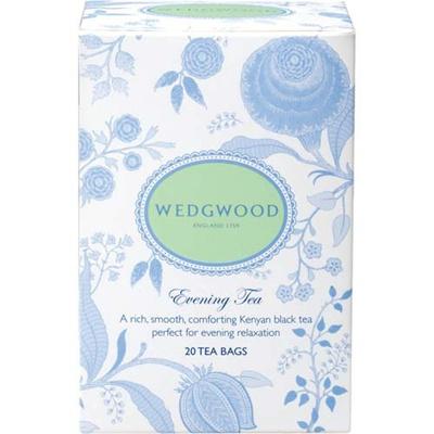 Waterford Wedgwood Japan(ウォーターフォード ウェッジウッド ジャパン) ウエッジウッド イブニングティー 20袋 【飲料 お茶 紅茶】の画像