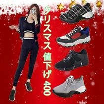 韓国ファッションランニング靴 カップルスニーカー スニーカー シューズランニングレディース カジュアル シューズ ハイカット