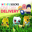 [SG DELIVERY]★DISNEY Authentic !! / Korean Best Fashion Socks / ONE DAY SHIPPING / Ladies Men Big kids / Made in Korea / Gift Her n Him / Luxury Cotton