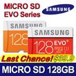 [1st Last Chance $39.9] Samsung Micro SDXC 128GB EVO / EVO Plus / Class 10 ★Micro SD Card Memory ★