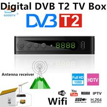 2018❤FREE GIFT HDMI❤ Singapore Digital DVB T2 TV Box Set-top Box Receiver WiFi box U2C