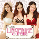 [23 MAY New Arrivals] Lingerie Set Over 200 Designs Bra Panty Underwear Gstring Pushup Sexy Cute