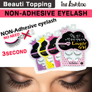 ★1-DAY 100EA LIMIED SALE★[Beauti_topping] ing lashtoc pre-glued eyelash. One touch eyelashes.