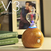 Magnificent/ Raindrop / Osuman Glass V3 Cold Air Essential Oil Aroma Diffuser Nebulizer