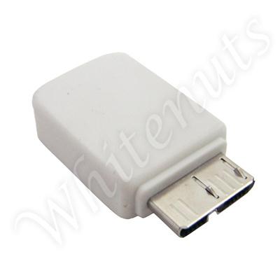 GALAXY S5 SC-04F USB 3.0形状⇔microUSB 変換カセットアダプター 充電 GALAXYS5 ギャラクシーS5 usbコード usbケーブル スマートフォン スマートホン スマホ スマフォ アクセサリー アクセ 通販の画像