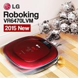 [2015 NEW ARRIVAL] VR6470LVM VR-6470LVM LG ROBOKING Dual Eyes 2.0 Robot Vacuum Cleaner English Chinese Japanese voice / VR6471LVM VR-6471LVM