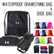 ★FAQ★Sports★Training Equipment★[UNDER ARMOUR]DrawstringBag  ShoeBag/Waterproof /basketball/