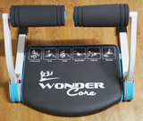 [Orignal]Wonder core Smart Machine/2015 New Version/ exercise/core/fitness /White Orange/White Blue/korea/free shipping