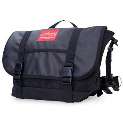 マンハッタンポーテージ(Manhattan Portage) NY Minute Messenger Bags M BLACK MP1624 【メッセンジャーバッグ ショルダーバッグ カバン】の画像