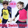 Kids Swimming Wear Suits Costume Collections Swimming Clothes [Christmas Gift Toy]
