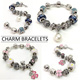 【MyShoppingPlace】Charm Bracelets 1★GSS 2015★Free Charms/Beads/Pouch★Bangles/Bracelet/wristlet/★925/Jewelry/Jewellery Fashion Accessories★Sale★Free Shipping★SG Seller