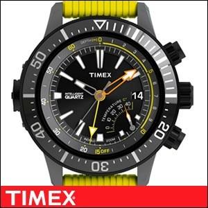TIMEX タイメックス 腕時計 【正規品】T2N958 メンズ インテリジェントクォーツ デプスの画像
