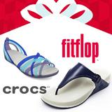 [CROCS x FITFLOP] ★Season Out Sale!!★ best selling sandals collection Jelly/ lulu/ novy/ HUARACHE / adrina / kadee / sexyflip /  leigh wedge / roomy