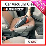 Black and Decker Car Vacuum Cleaner AV1205