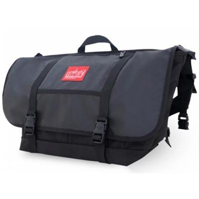 マンハッタンポーテージ(Manhattan Portage) NY Minute Messenger Bags M BLACK MP1625 【メッセンジャーバッグ ショルダーバッグ カバン】の画像