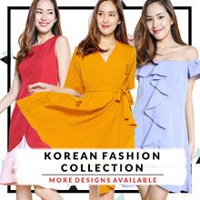 11/12/18 updates★Buy 3 Free Qxpress★NEW DESIGN!★Korean Fashion Series/★Womenswear★Kstyle★Dress/Top