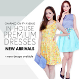 New Collection Launch at 18-April 10pm Stay Tuned! Premium In-House Dress Flower Print Dress Summer Spring Dress