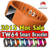 TW64 Smart Bracelet Smartband Wristband Fitness Band Bluetooth Smartwatch Sleep Tracker Like Fitbit Charge Flex XiaoMI Band Garmin Jawbone Gear Fit Sony SWR10 Razer Nabu
