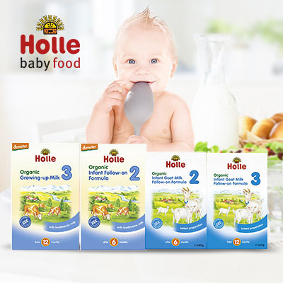Holle Infant Formula 2 3 400g And 600g Goat Milk Follow On