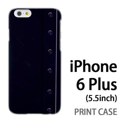 iPhone6 Plus (5.5インチ) 用『No4 ダイヤライン 緑』特殊印刷ケース【 iphone6 plus iphone アイフォン アイフォン6 プラス au docomo softbank Apple ケース プリント カバー スマホケース スマホカバー 】の画像