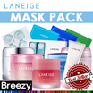 BREEZY ★ Special Mask Series★[LANEIGE] Sleeping Mask / Lip Mask / Clear - C / Waterbank /