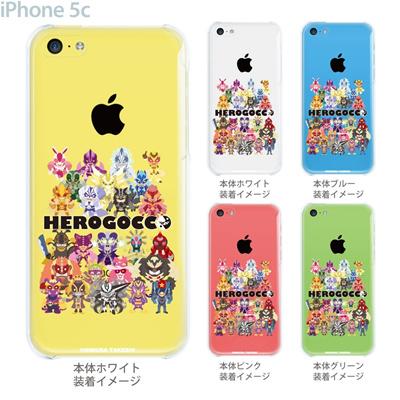 【iPhone5c】【iPhone5cケース】【iPhone5cカバー】【iPhone ケース】【クリア カバー】【スマホケース】【クリアケース】【イラスト】【クリアーアーツ】【HEROGOCCO】 29-ip5c-nt0002の画像