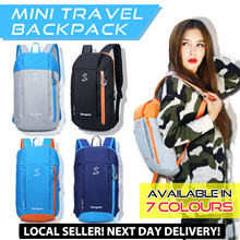Mini Practical Backpack Unisex Jogging Backpack Kids School Backpack Sport Backpack Travel Bag 10L