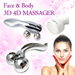 3D Body Face Roller-body massager/Thema queen/skin cooler shape V-Line/Anti-cellulite/Body Massage/Facial Care 360 degree