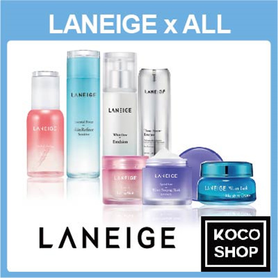 ?LANEIGE x ALL?LOWEST PRICE WITH CART COUPON?BUY 3 GET 1 KIT FREE Deals for only S$50 instead of S$0