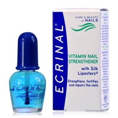 Qoo10 - Ecrinal Vitamin Nail Strengthener (Strengthens Fortifies ...