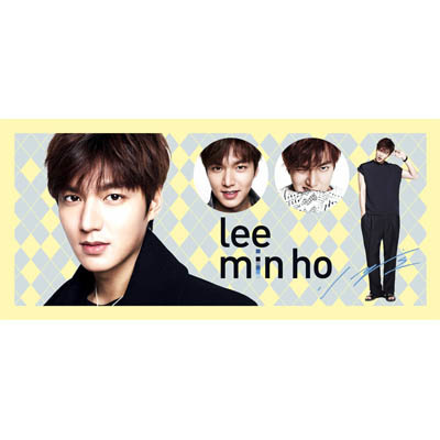 イミンホ タオル イ・ミンホ Lee Min Ho 韓国俳優 韓国ドラマ 韓国グッズの画像