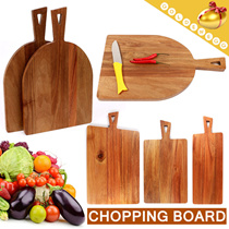 Delicate Life ▶Unique Shape Chopping Board◀GDA- Wood/Cutting Board/High Quality/Smooth/4 Style