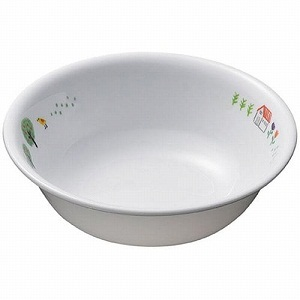 【クリックで詳細表示】[P]ワールドキッチン 積層強化ガラス製食器 コレール EasyWeekend 中ボウル 160mm J418-EWキッチン雑貨 洋食器