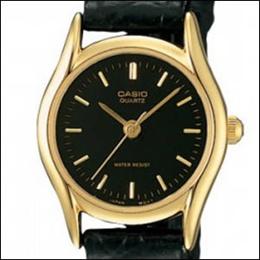 【箱無し】海外CASIO 海外カシオ 腕時計 LTP-1094Q-1A レディース BASIC ベーシック Analog アナログ