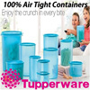 SG Seller ★Authentic TupperWare★ 100% AirTight One Touch Container * Kitchen * Storage * Food * Corporate Gifts