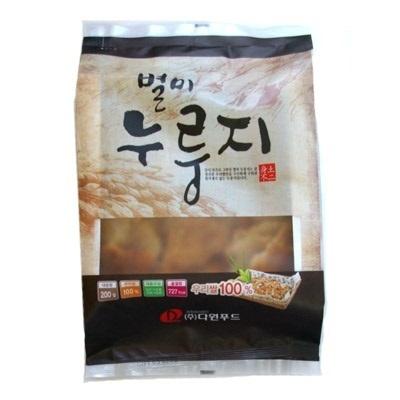 『ダウォンフード』別味 ヌルンジ|おごげ(200g)の画像
