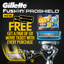 [PnG]【WHILE STOCKS LAST】FUSION PROSHIELD | Lubrication Before And After The Blades | #1 Razor