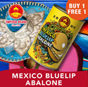 [BOGO][Buy 1 Free 1] ✮Abalone Must Try✮ Mexico Bluelip Abalone OFFER!! Succulent and Tasty!