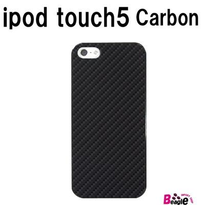 特殊印刷/iPodtouch5(第5世代)iPodtouch6(第6世代) 【アイポッドタッチ アイポッド ipod ハードケース カバー ケース】 (カーボン)CCC-080の画像