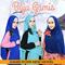 Busana muslim - baju gamis - baju muslim - Hijab set / gamis syari new model