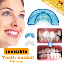 1-5 same delivery fee▶Teeth Alignment Brace◀GDD-Aligns erupting teeth/ Invisible Tooth Socket/ Food grade safe material/ Be laughed Become beautiful/ 2 model-Soft n Hard-available