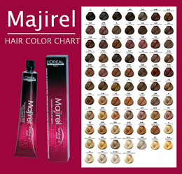 Loreal Hair Dye Color Chart - HairStyles