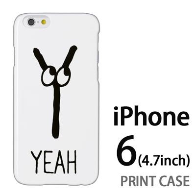 iPhone6 (4.7インチ) 用『0626 「Y」』特殊印刷ケース【 iphone6 iphone アイフォン アイフォン6 au docomo softbank Apple ケース プリント カバー スマホケース スマホカバー 】の画像