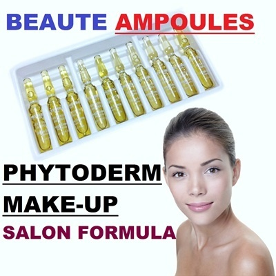 Qoo10 - Buy 6 boxes get 1 Box FOC/Ampoules Phytoderm Face ...