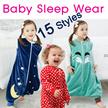 [HowRU] ★Korea Kids Winter Pajamas★Baby Sleep Wear★Kids  Baby Clothes Boy pajamas Girl Nightdress Kid Nightshirt/Gift/baby