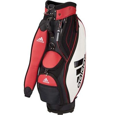 アディダス(adidas) コア/CORE キャディバッグ 5 QR836 RD 【メンズ ゴルフ 15】の画像